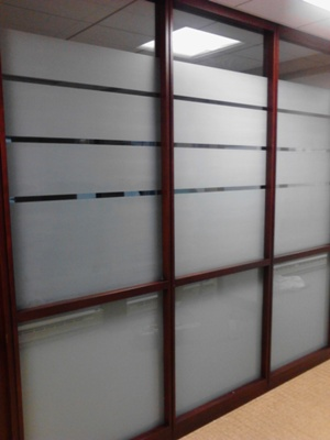 Commercial Business Decorative Window Film Maryland